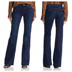 7 FOR ALL MANKIND Dojo Jeans Serrano Night {H14}